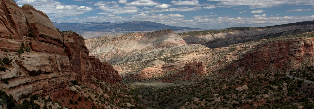 Colorado National Monument in Grand Junction