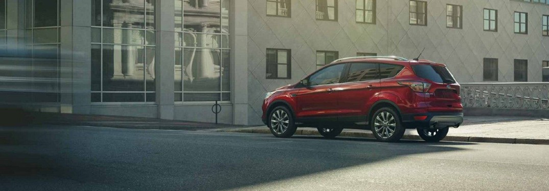 2019 Ford Escape from exterior rear