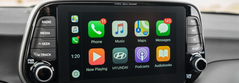 2020 Tuscan Apple CarPlay