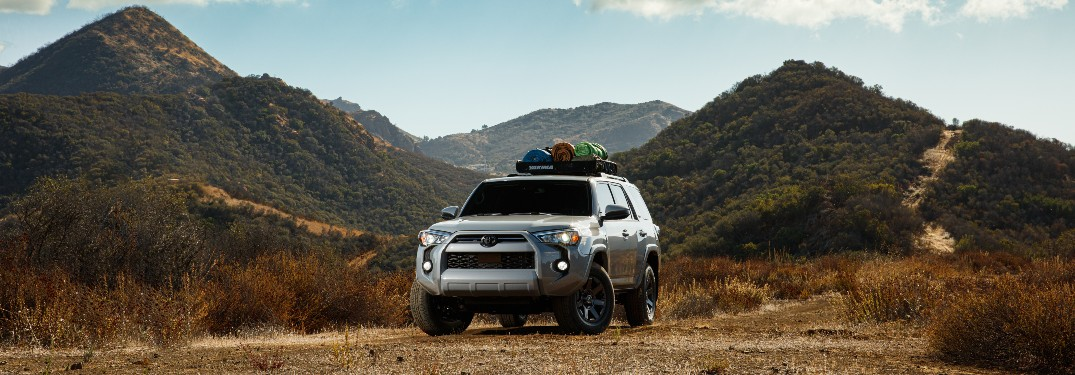 Shop Used Toyota SUVs for Sale in Mesa County, CO
