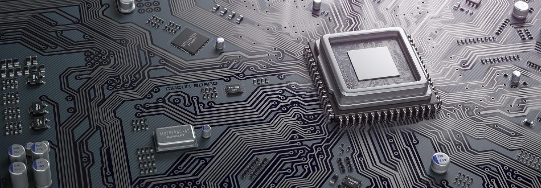 Computer chip design