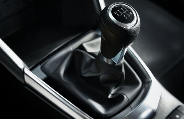 Manual transmission on 2020 Toyota Yaris