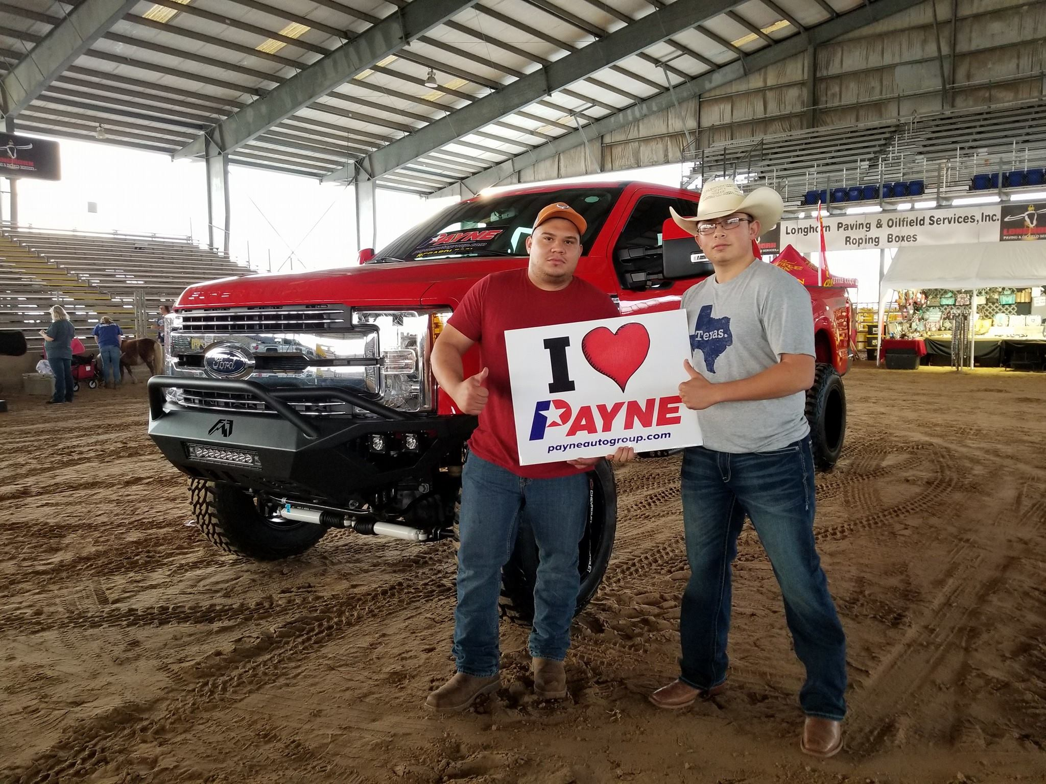 Payne Auto Group >> National Professional Bull Riding Archives Payne It Forward