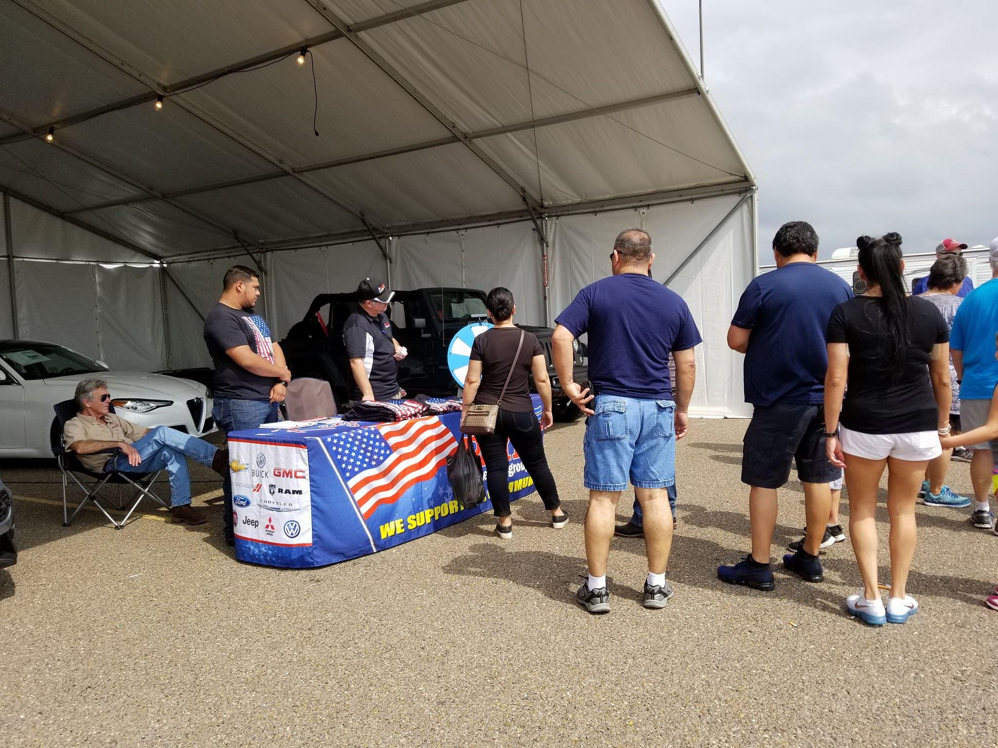 Payne Auto Group >> Payne Auto Group At Borderfest 2018 Payne It Forward