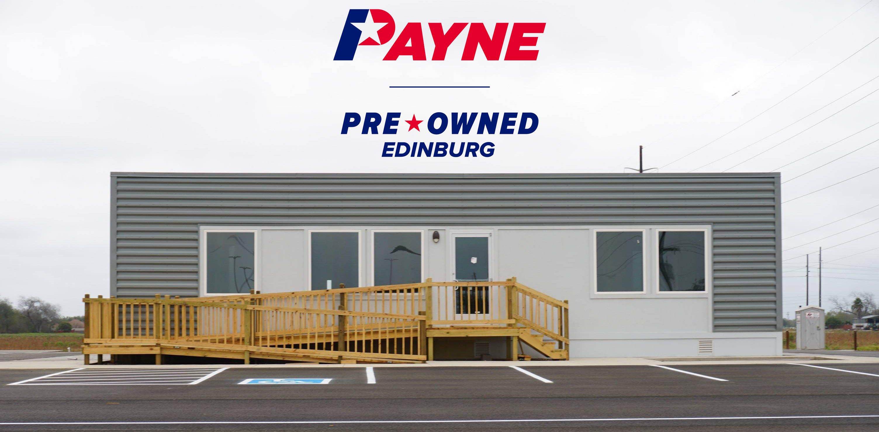 Be on the Lookout for Payne PreOwned Edinburg