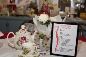 Mother's Day Tea at the Historic Hackett House, May 14th