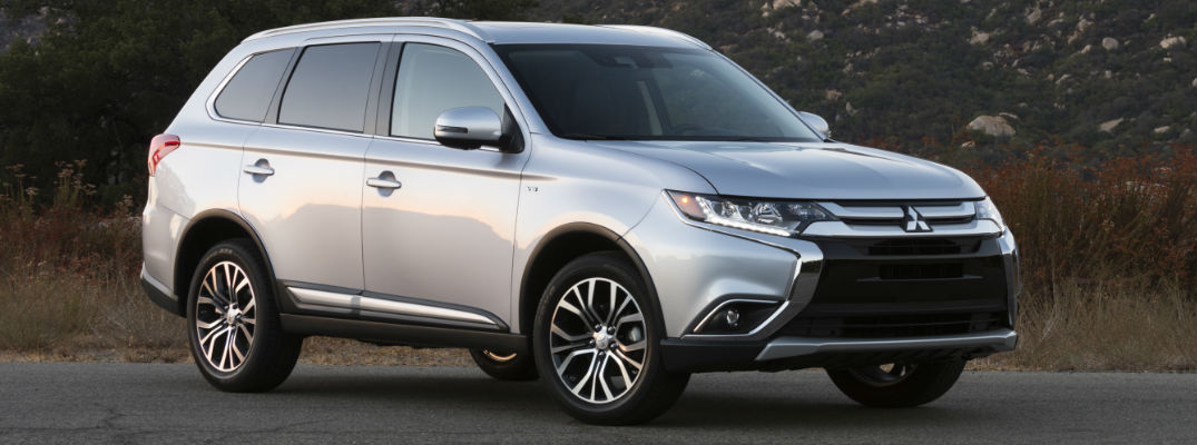 2017 Mitsubishi Outlander Features And Specs