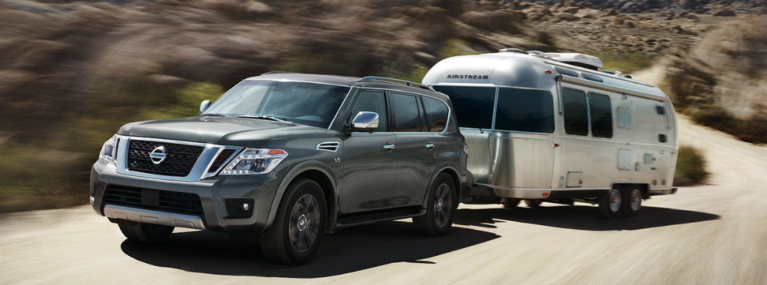 Nissan Rogue Towing Capacity >> Nissan Armada Towing Capacity