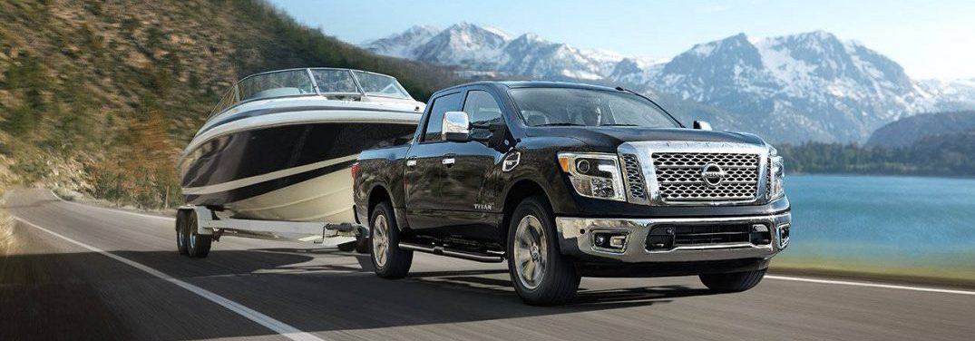 what is the 2017 nissan titan towing and payload capacity. Black Bedroom Furniture Sets. Home Design Ideas