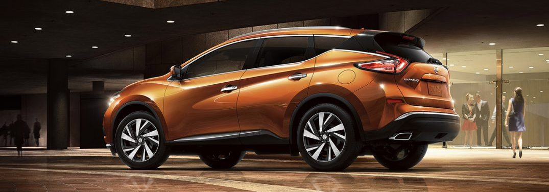 2017 Nissan Murano works with Amazon Alexa and NissanConnect