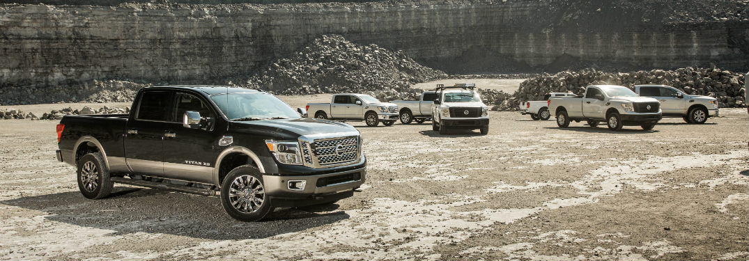 Nissan Announces Pricing For 2018 Nissan Titan And Titan Xd