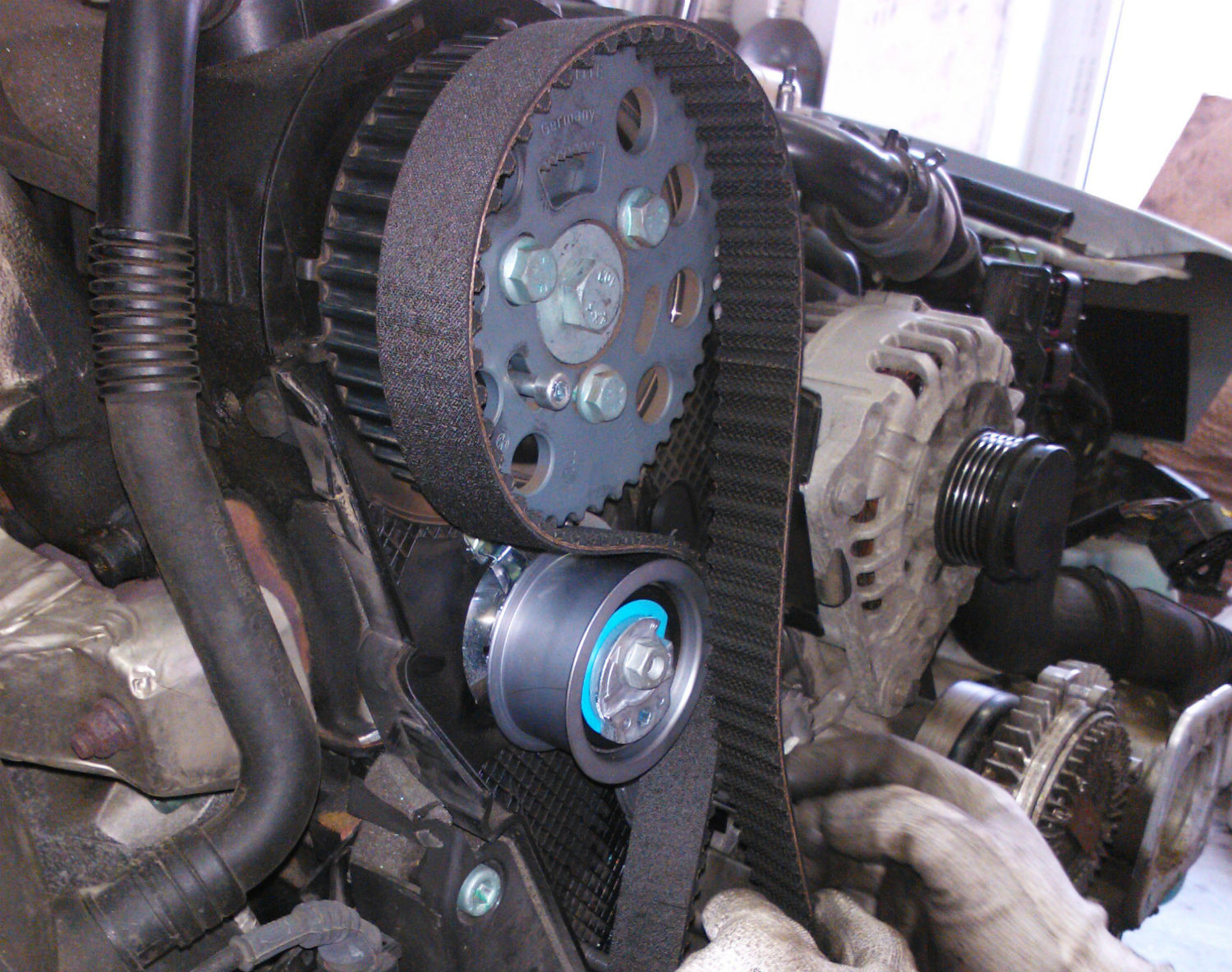 Does My Nissan Pathfinder Have A Timing Belt Or Timing Chain