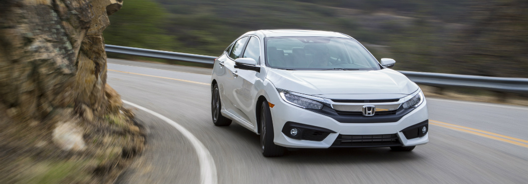 Does the Civic Sedan have an available manual transmission?