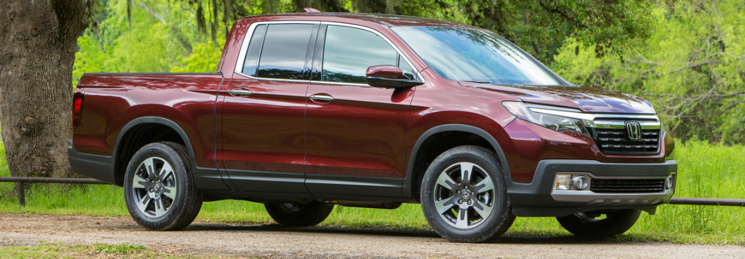 What's new for the 2018 Ridgeline?