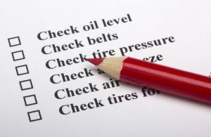 Prepping your vehicle for the cold checklist