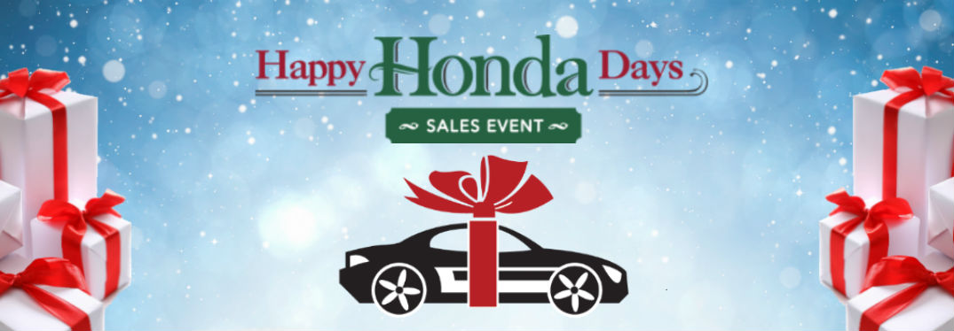 Happy Honda Days in Indianapolis