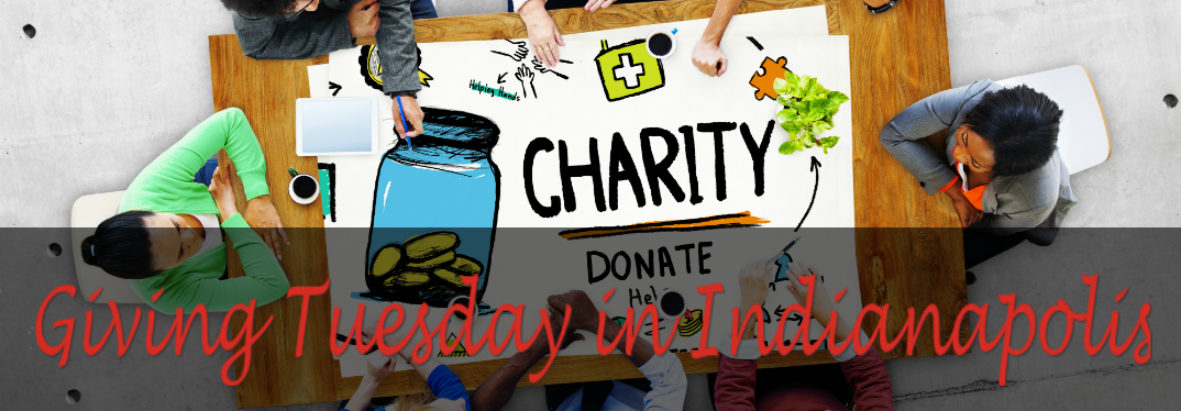 Donate for Giving Tuesday at one of these Indianapolis charities