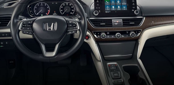 2018 Honda Accord Hybrid intelligent technologies
