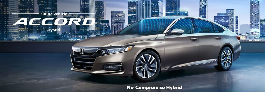 When will the 2018 Honda Accord Hybrid be available?