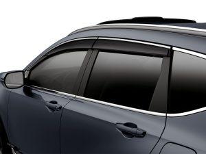 2018 Honda CR-V door visors
