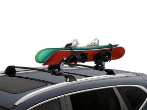 2018 Honda CR-V snowboard attachment