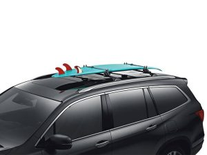 2018 Honda CR-V surfboard attachment