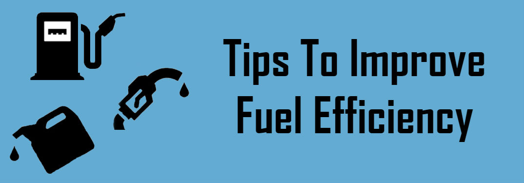 How do I improve my car's fuel efficiency?
