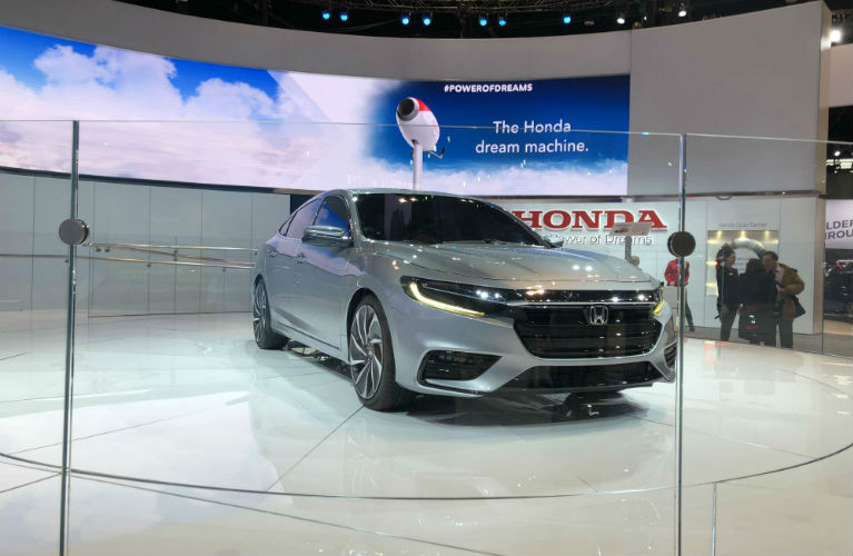 2019 Honda Insight Prototype at the Chicago Auto Show 2018