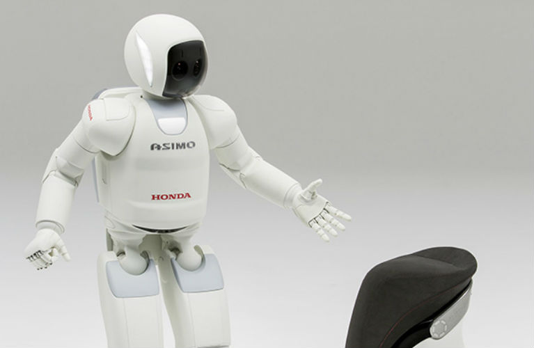 Honda ASIMA robot