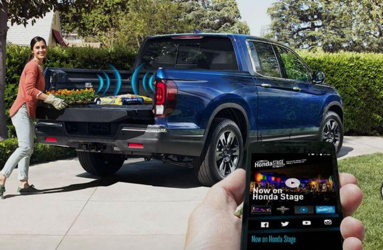 Image Result For Honda Ridgeline Touch Screen Radio