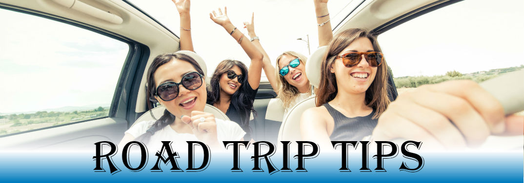 5 Useful Road Trip Tips