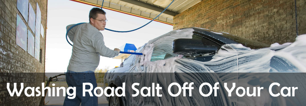 Remember to wash the road salt off of your car this spring!
