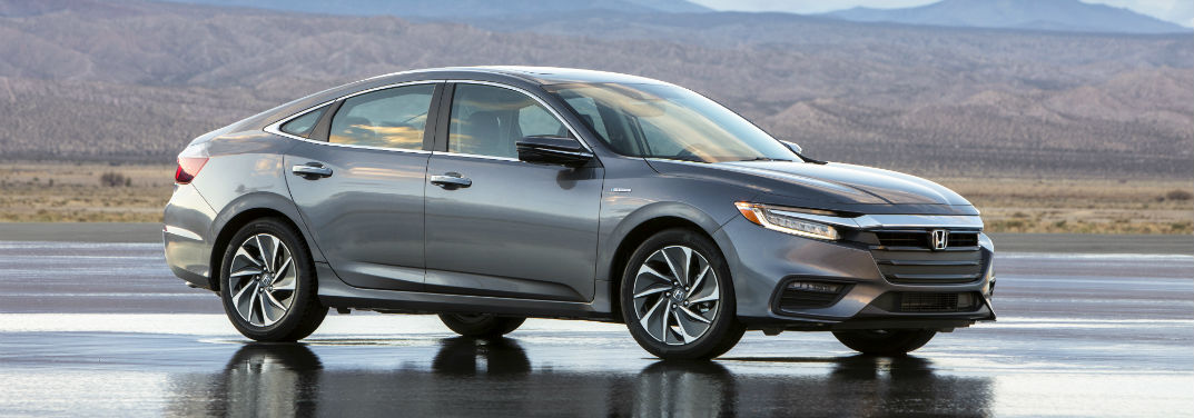 Check out the all-new 2019 Honda Insight Production Model!