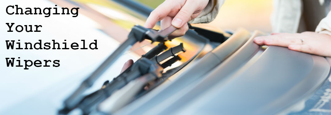 Do you know how to change your windshield wipers?