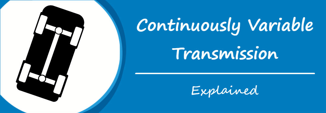 What does Continuously Variable Transmission mean?