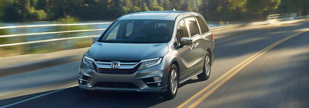 Every trim of the 2019 Honda Odyssey is a great choice