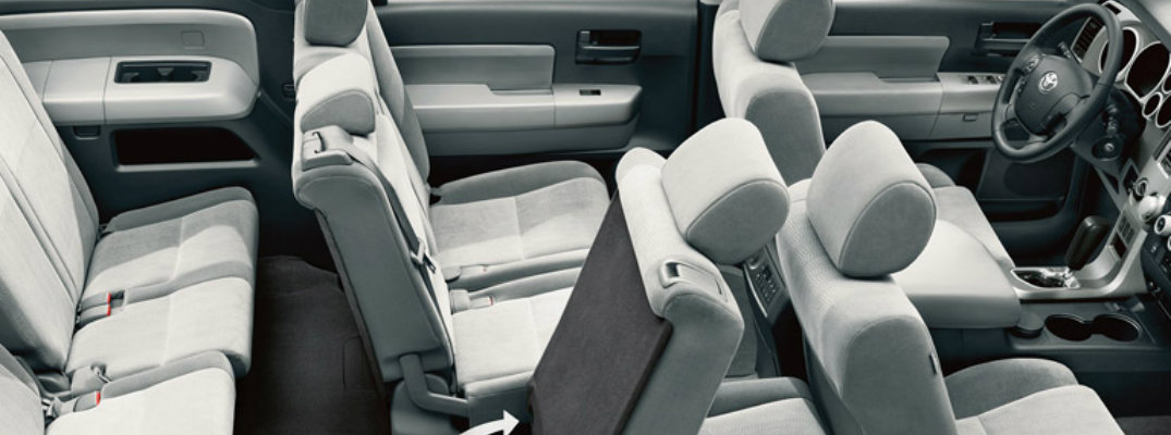 2016 toyota vehicles with third row seating. Black Bedroom Furniture Sets. Home Design Ideas