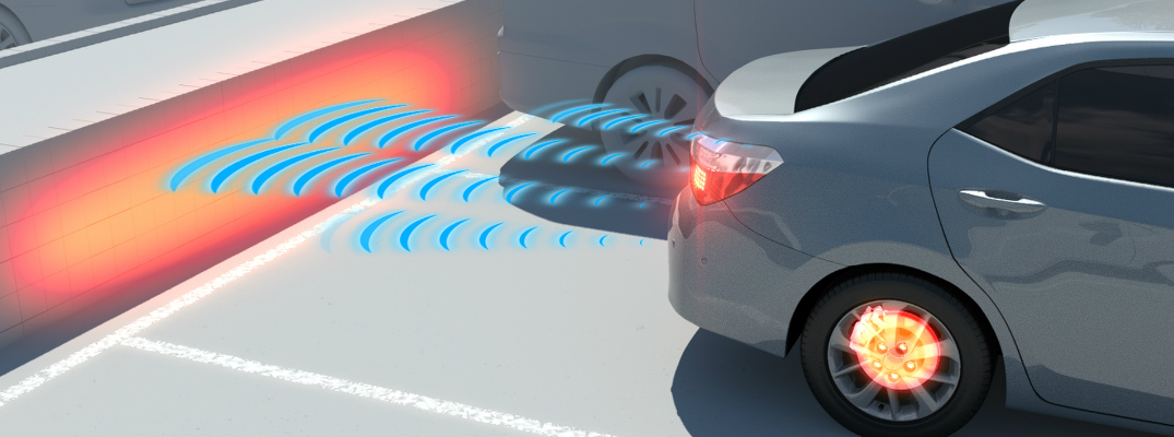 How Toyota Intelligent Clearance Sonar (ICS) System Works