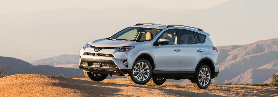 2016 Toyota Rav4 Color Choices