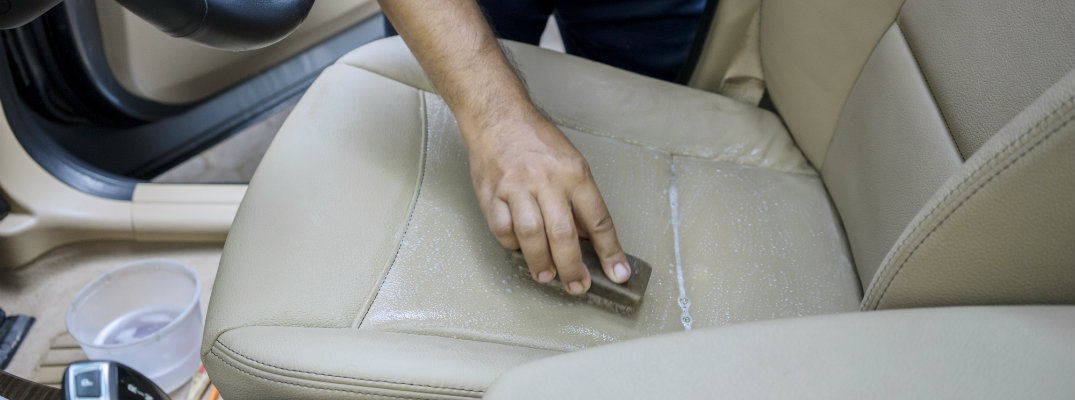 how to care for leather upholstery in your car. Black Bedroom Furniture Sets. Home Design Ideas