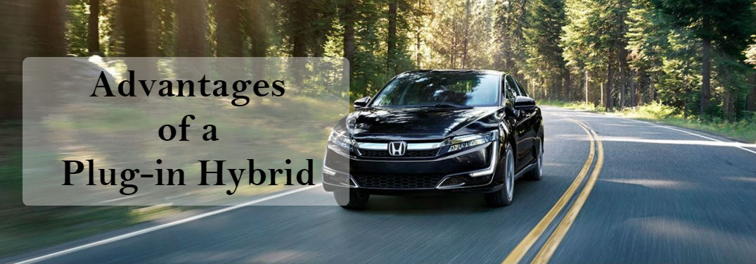 What are the advantages of a Plug-in Hybrid?