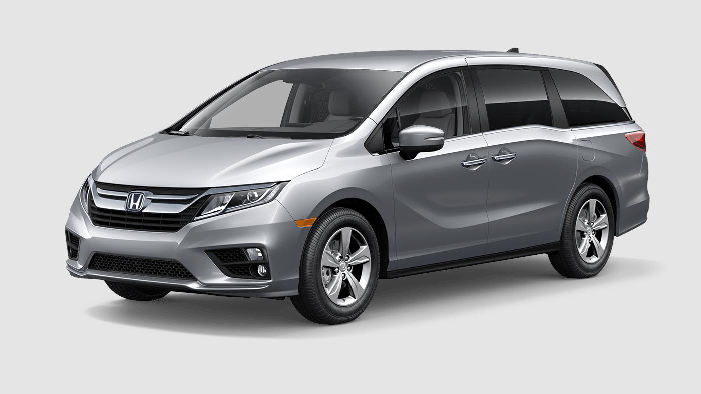 Available 2019 Honda Odyssey Exterior Colors   Rohrman Honda