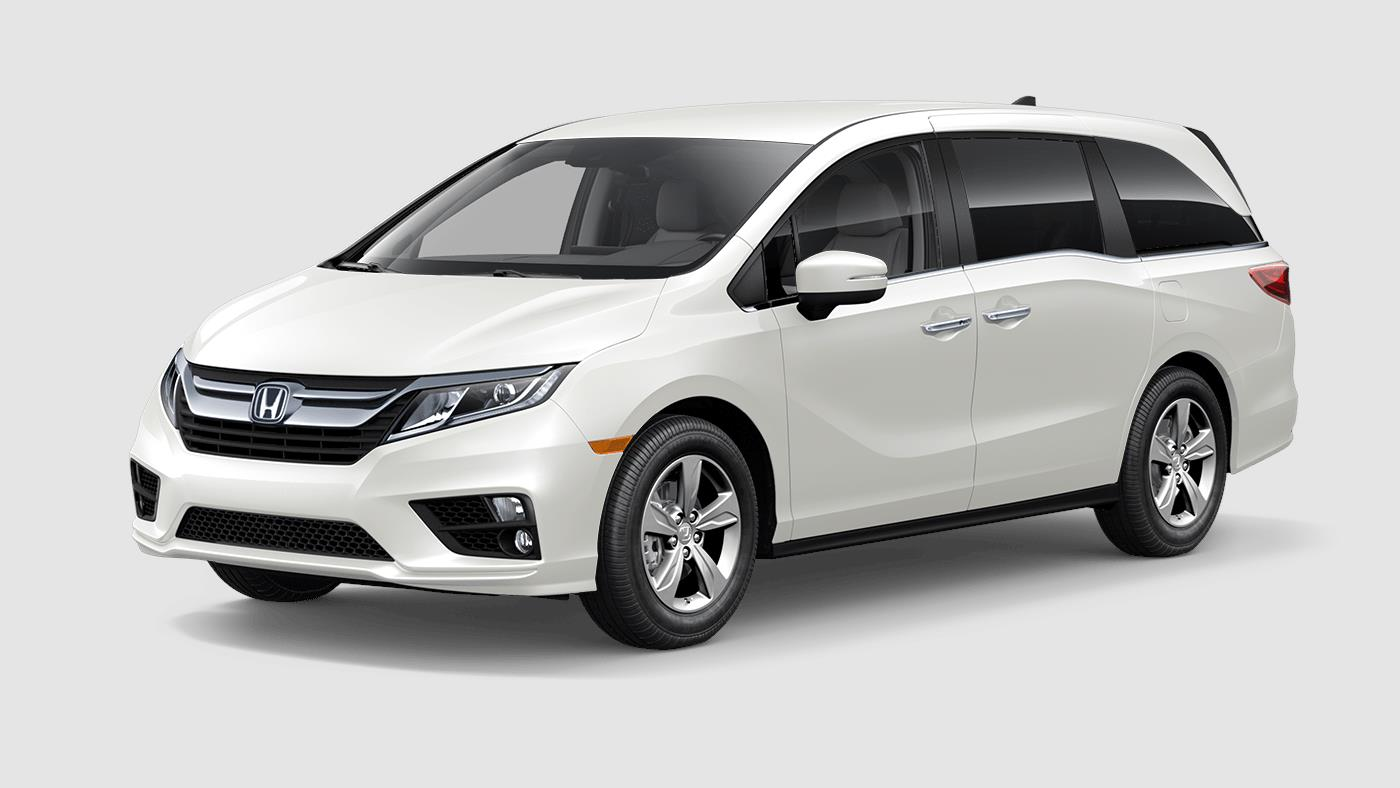 Available 2019 Honda Odyssey Exterior Colors | Rohrman Honda