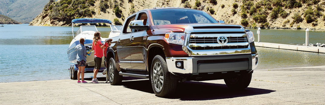 Tundra Towing Capacity >> How Much Can The Tundra Tow