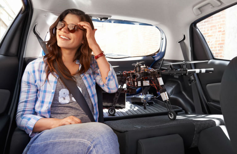 How much cargo space does the Toyota Yaris have? - Rohrman ...