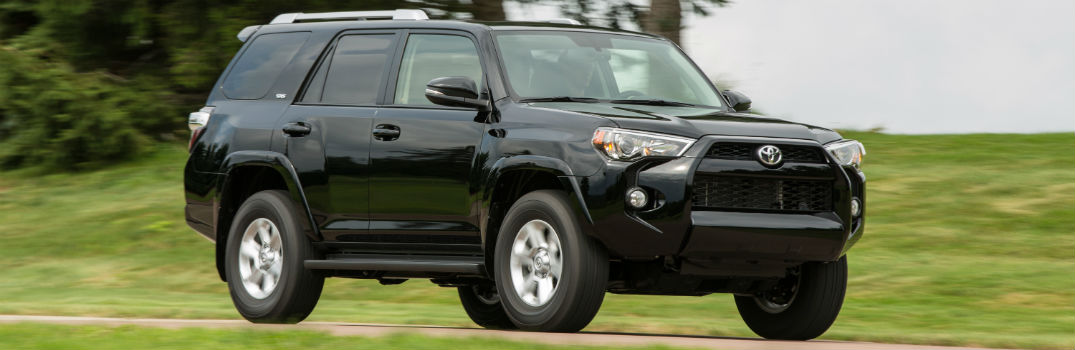 How Much Can The 2016 Toyota 4runner Tow