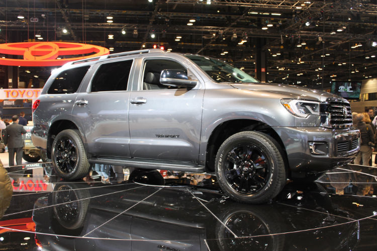 2018 Toyota Model Chicago Debuts RAV4 Adventure Tundra and ...