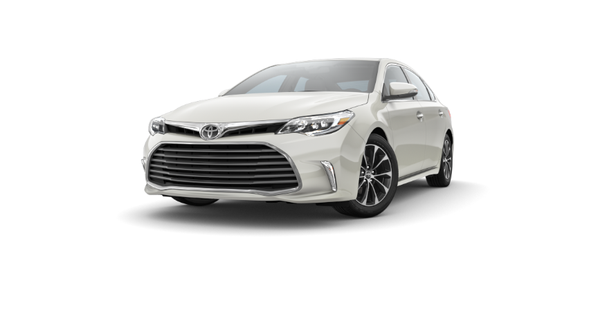 2018 Toyota Avalon Exterior Paint Options And Interior Fabric Choices