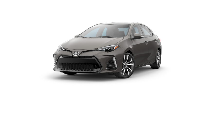 2018 Toyota Corolla Interior Fabrics And Exterior Paint Color Options