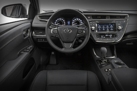 2018 Toyota Avalon Driver Interior View